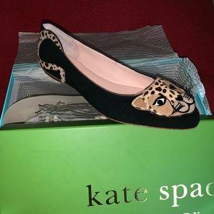KATE SPADE Flats Sz 7 NEW IN BOX